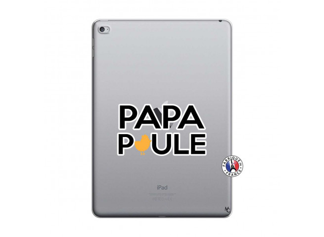 Coque iPad AIR 2 Papa Poule