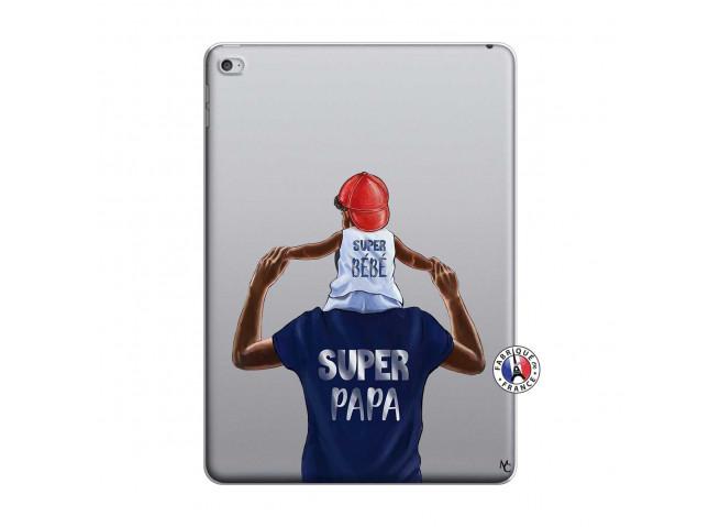 Coque iPad AIR 2 Papa Super Heros