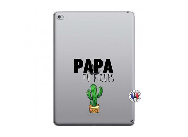Coque iPad AIR 2 Papa Tu Piques