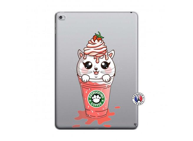 Coque iPad AIR 2 Catpucino Ice Cream