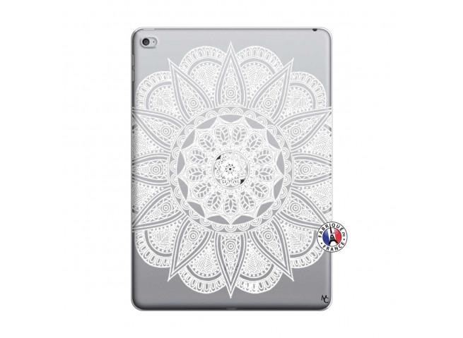 Coque iPad AIR 2 White Mandala
