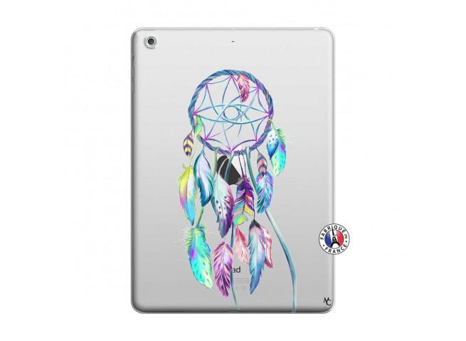 Coque iPad AIR Blue Painted Dreamcatcher