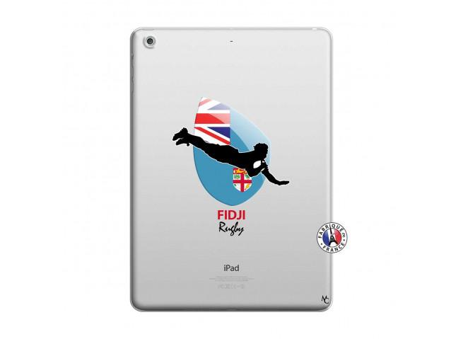 Coque iPad AIR Coupe du Monde Rugby Fidji