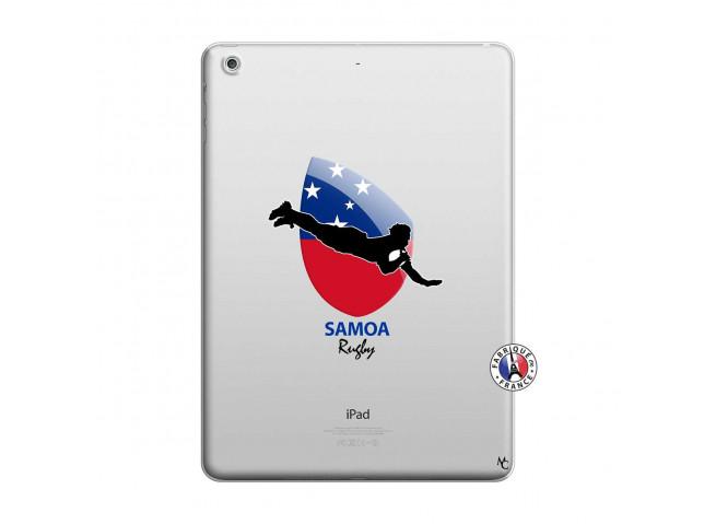 Coque iPad AIR Coupe du Monde Rugby-Samoa