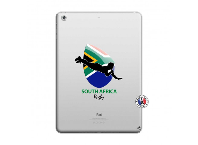 Coque iPad AIR Coupe du Monde Rugby-South Africa