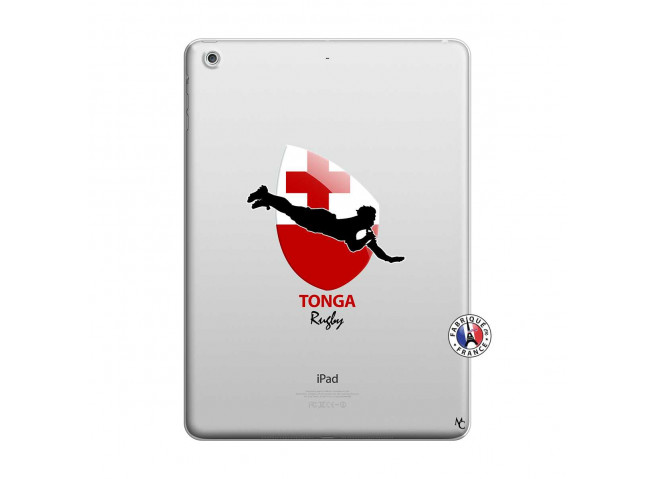 Coque iPad AIR Coupe du Monde Rugby-Tonga
