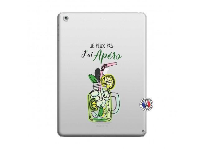 Coque iPad AIR Je peux pas J'ai Apéro
