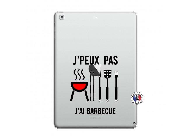 Coque iPad AIR Je Peux Pas J Ai Barbecue
