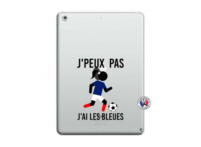 Coque iPad AIR Je Peux Pas J Ai Les Bleues