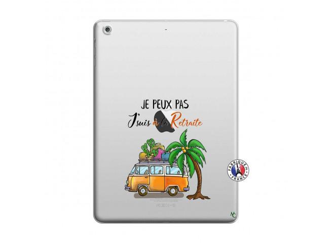 Coque iPad AIR Je Peux Pas Je Suis A La Retraite