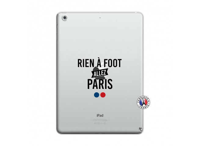 Coque iPad AIR Rien A Foot Allez Paris
