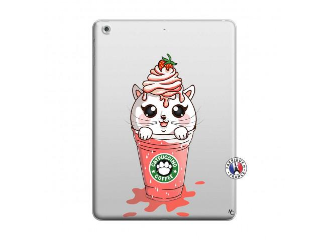 Coque iPad AIR Catpucino Ice Cream