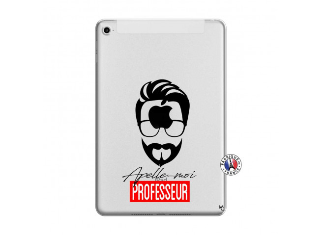 Coque iPad Mini 4 Apelle Moi Professeur