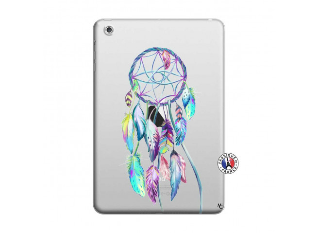 Coque iPad Mini 3/2/1 Blue Painted Dreamcatcher