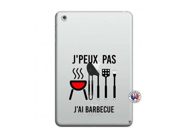 Coque iPad Mini 3/2/1 Je Peux Pas J Ai Barbecue