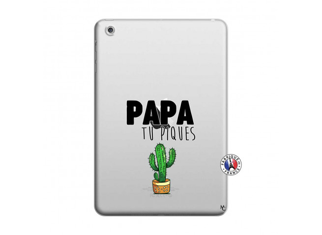 Coque iPad Mini 3/2/1 Papa Tu Piques