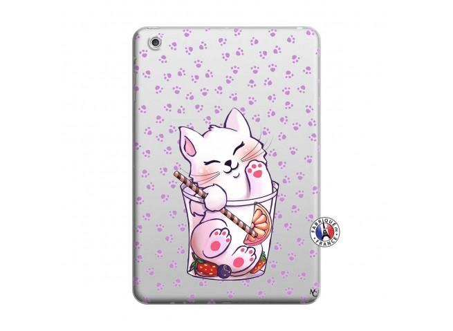 Coque iPad Mini 3/2/1 Smoothie Cat