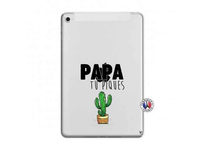 Coque iPad Mini 4 Papa Tu Piques