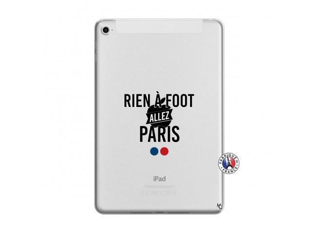Coque iPad Mini 5/4 Rien A Foot Allez Paris