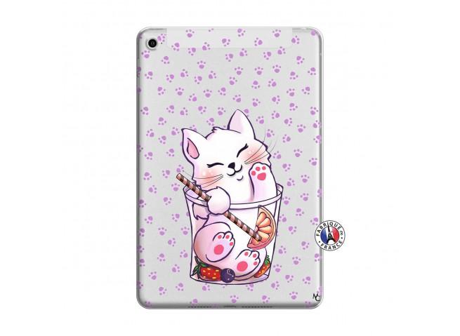 Coque iPad Mini 4 Smoothie Cat