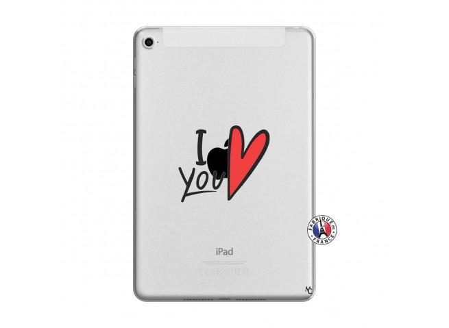 Coque iPad Mini 5/4 I Love You