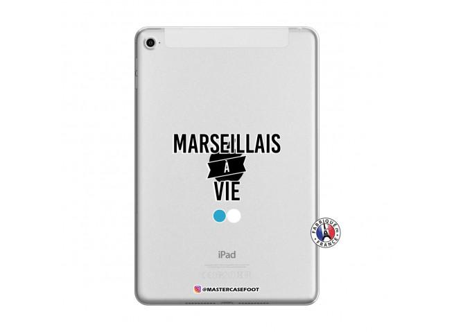 Coque iPad Mini 5/4 Marseillais à Vie