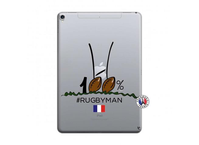 Coque iPad PRO 10.5/air 2019 100 % Rugbyman Entre les Poteaux