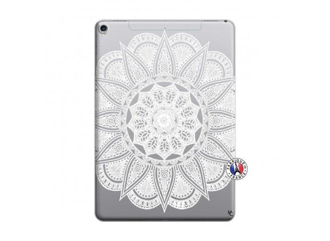 Coque iPad PRO 10.5/air 2019 White Mandala