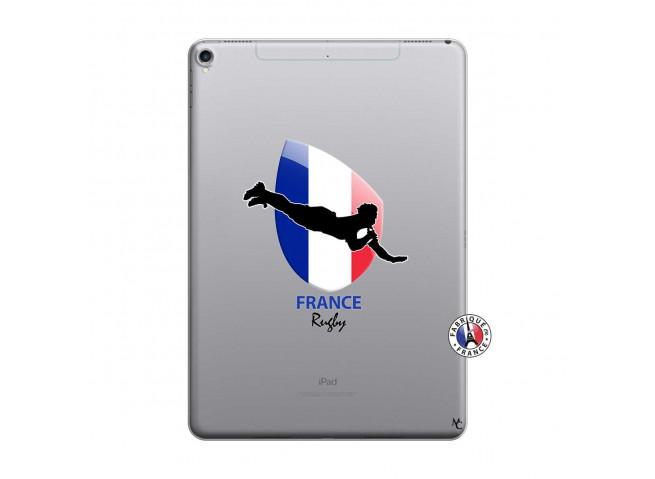 Coque iPad PRO 10.5 Coupe du Monde de Rugby-France