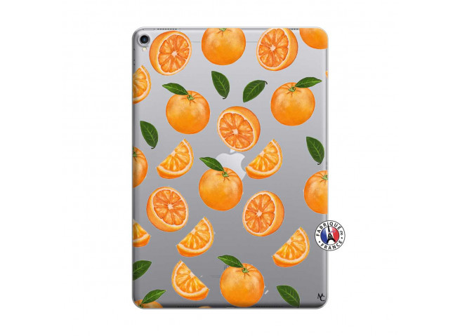 Coque iPad PRO 10.5 Orange Gina