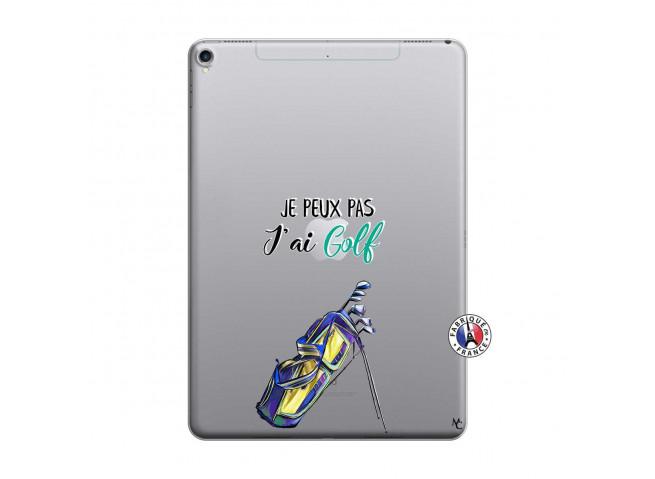 Coque iPad PRO 10.5 Je Peux Pas J Ai Golf