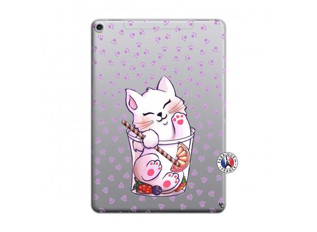 Coque iPad PRO 10.5 Smoothie Cat