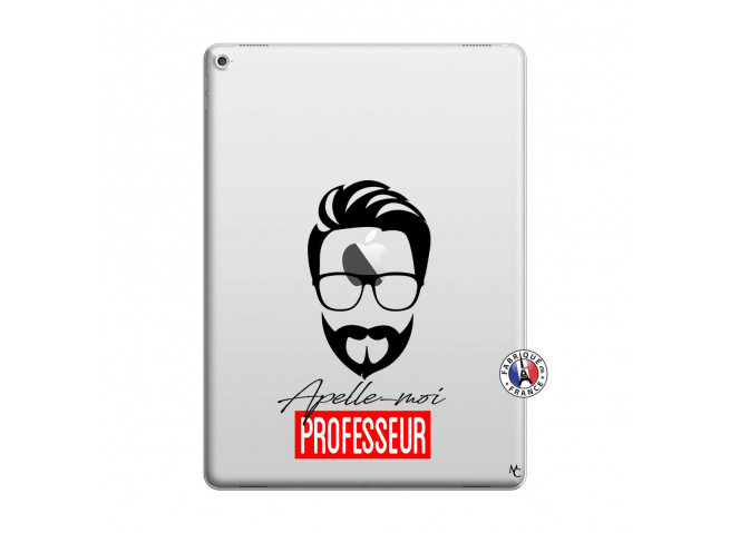 Coque iPad PRO 12.9 Apelle Moi Professeur