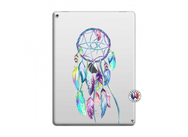 Coque iPad PRO 12.9 Blue Painted Dreamcatcher