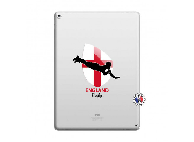 Coque iPad PRO 12.9 Coupe du Monde Rugby-England