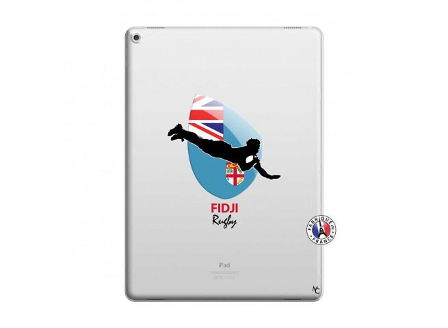 Coque iPad PRO 12.9 Coupe du Monde Rugby Fidji