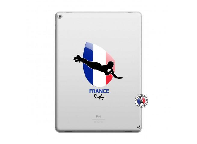 Coque iPad PRO 12.9 Coupe du Monde de Rugby-France