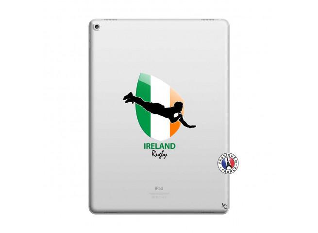 Coque iPad PRO 12.9 Coupe du Monde Rugby-Ireland