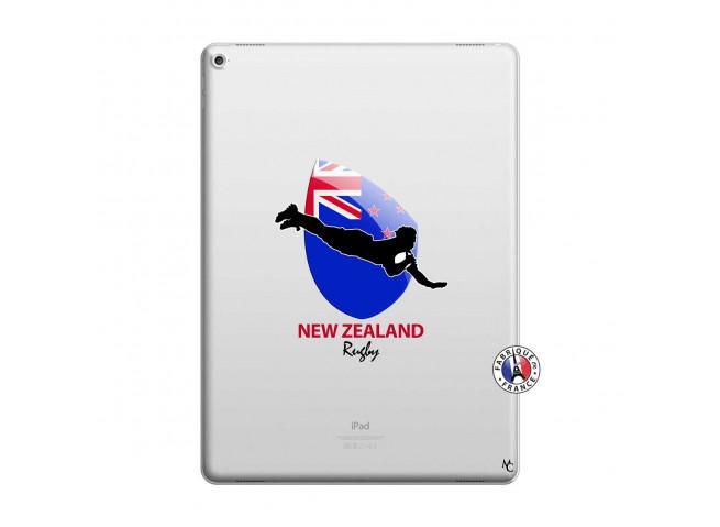 Coque iPad PRO 12.9 Coupe du Monde Rugby- Nouvelle Zélande