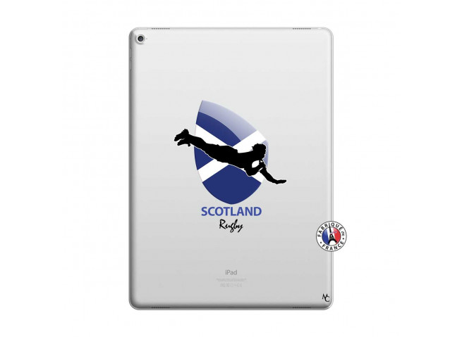 Coque iPad PRO 12.9 Coupe du Monde Rugby-Scotland