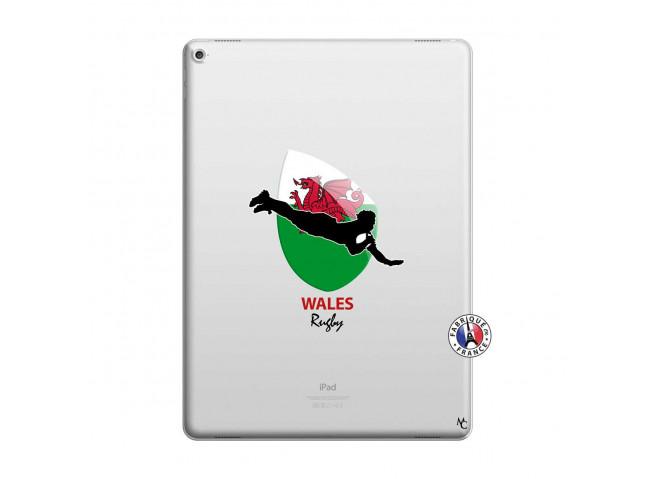 Coque iPad PRO 12.9 Coupe du Monde Rugby-Walles