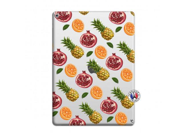 Coque iPad PRO 12.9 Fruits de la Passion