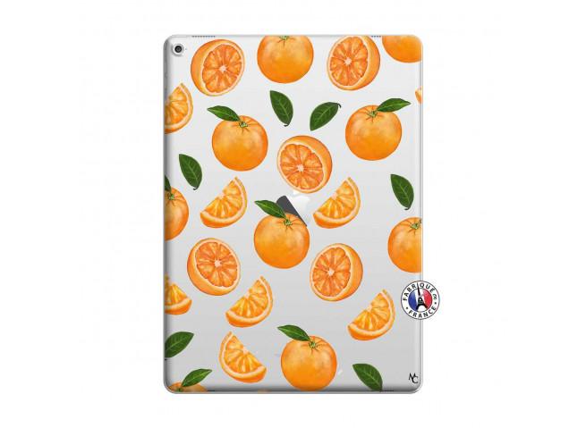 Coque iPad PRO 12.9 Orange Gina
