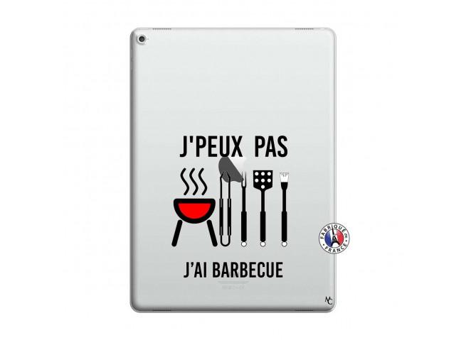 Coque iPad PRO 12.9 Je Peux Pas J Ai Barbecue
