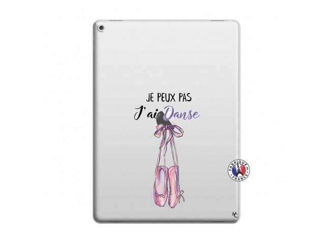 Coque iPad PRO 12.9 Je peux pas j'ai danse