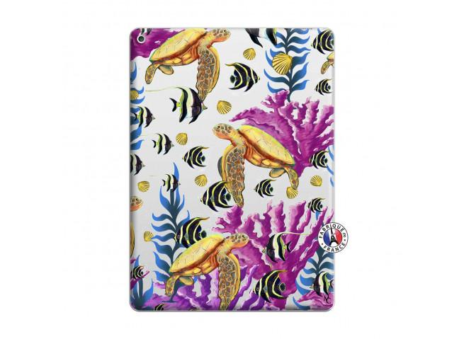 Coque iPad PRO 12.9 Aquaworld