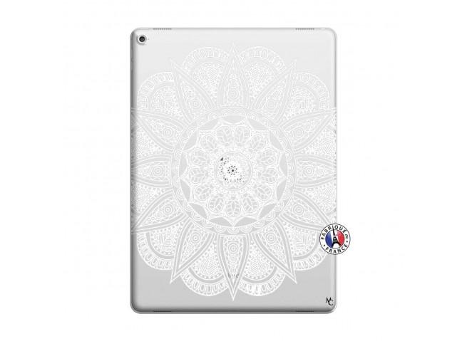 Coque iPad PRO 12.9 White Mandala