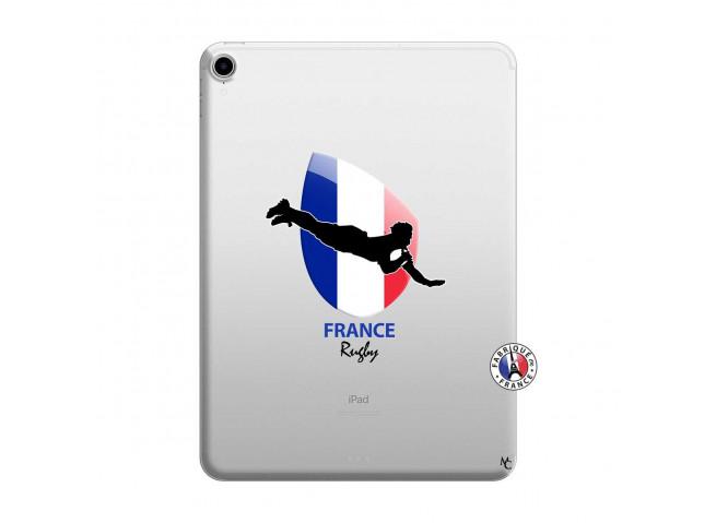 Coque iPad PRO 2018 11 Pouces Coupe du Monde de Rugby-France