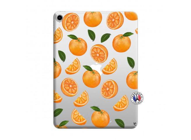 Coque iPad PRO 2018 11 Pouces Orange Gina