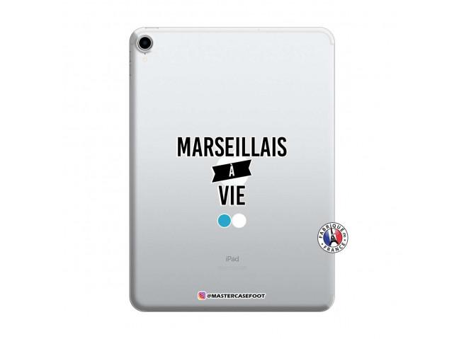 Coque iPad PRO 2018 11 Pouces Marseillais à Vie
